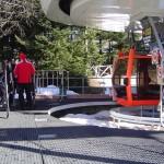 Telegondola(Peron Imbarcare)