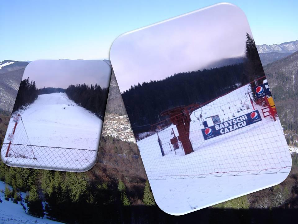 prima zi de ski